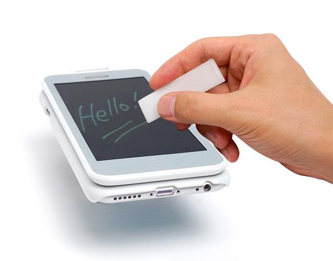 iPhone6用電子メモパッド付のケースが便利すぎるかもしれない「tegware bagel 360」