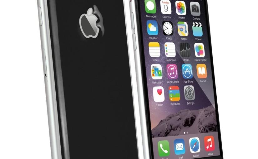 傷を自己修復するiPhone6用のスキンシールカバー「Smart resin skin for iPhone6 」が凄いかもしれない
